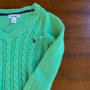 Old Navy Girls Sweater